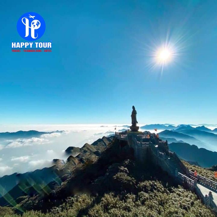 TOUR SAPA - FANSIPAN - KDL HÀM RỒNG - BẢN CÁT CÁT 3 NGÀY 2 ĐÊM - Z